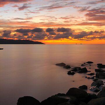 Sunset by jollence