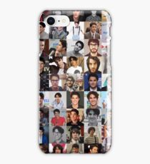 Darren Criss Collage - Many Items iPhone Case/Skin