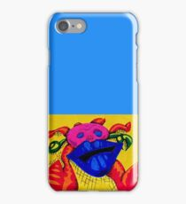 Creature from Beyond iPhone Case/Skin
