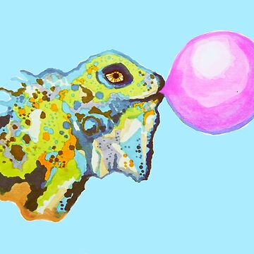 Iguana by Kuhtina