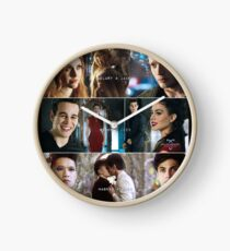 Shadowhunter Clock