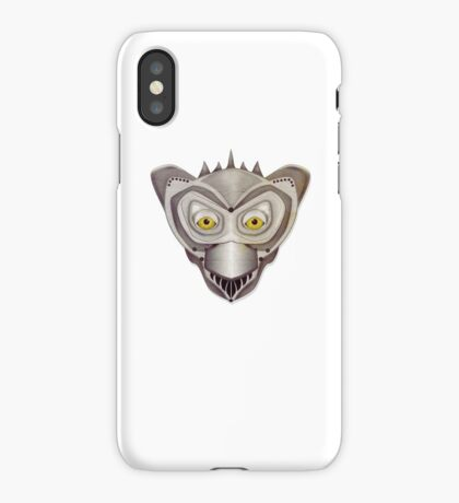 The Post Apocalyptic Series:  Monkeybot iPhone Case