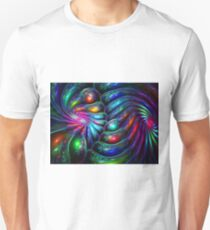 Spherical Colorful Twist  T-Shirt