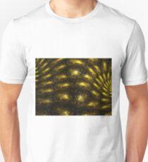 Golden Spherical Twist  T-Shirt