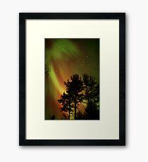 Aurora Borealis - The Northern Lights Framed Print