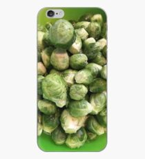 Brussel sprouts  iPhone Case