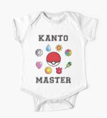 Kanto Master One Piece - Short Sleeve