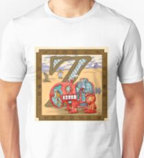 Z is for Zorlac.  T-Shirt