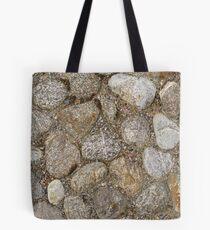 Cobblestone construction Tote Bag