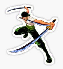 Zoro - One Piece Sticker