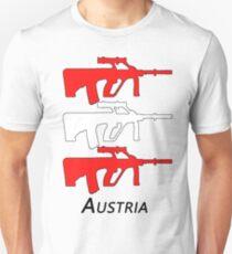 Austria - AUG Unisex T-Shirt