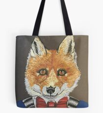 Looking Foxy (All 'Brushed' Up)  Tote Bag