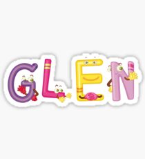 Glen Sticker
