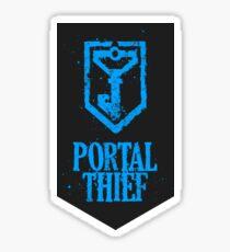 Ingress - Resistance - Portal Thief Sticker