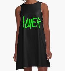 Slimer Slayer A-Line Dress