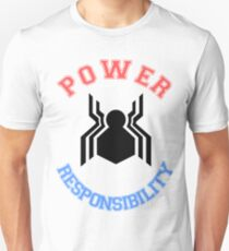 Power and Responsibility T-Shirt