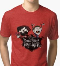 PvP Plays: Don't Starve Together Tri-blend T-Shirt