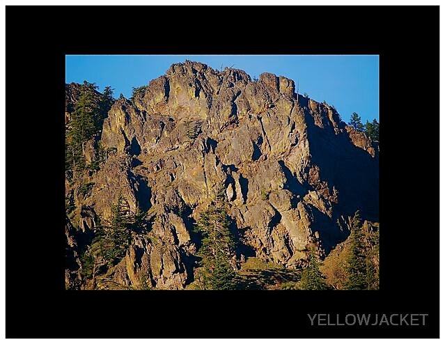 YET ANOTHER VIEW OF SALLY ROCK by YELLOWJACKET
