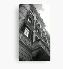 Italian Architecture Canvas Print