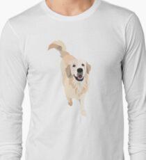 Golden Retriever Doggo Long Sleeve T-Shirt