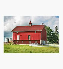 Country Colors Photographic Print