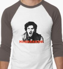 NERDS! Men's Baseball ¾ T-Shirt