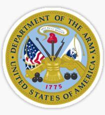 United States Army Logo Sticker