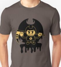 The Grim Adventures of Mandy and the Ink Machine  T-Shirt