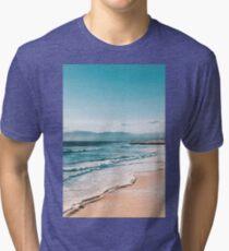 Beach Shore Tri-blend T-Shirt