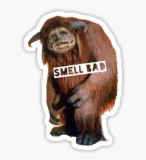 Ludo Smell Bad Sticker