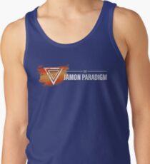 Jamon Long Logo Tank Top