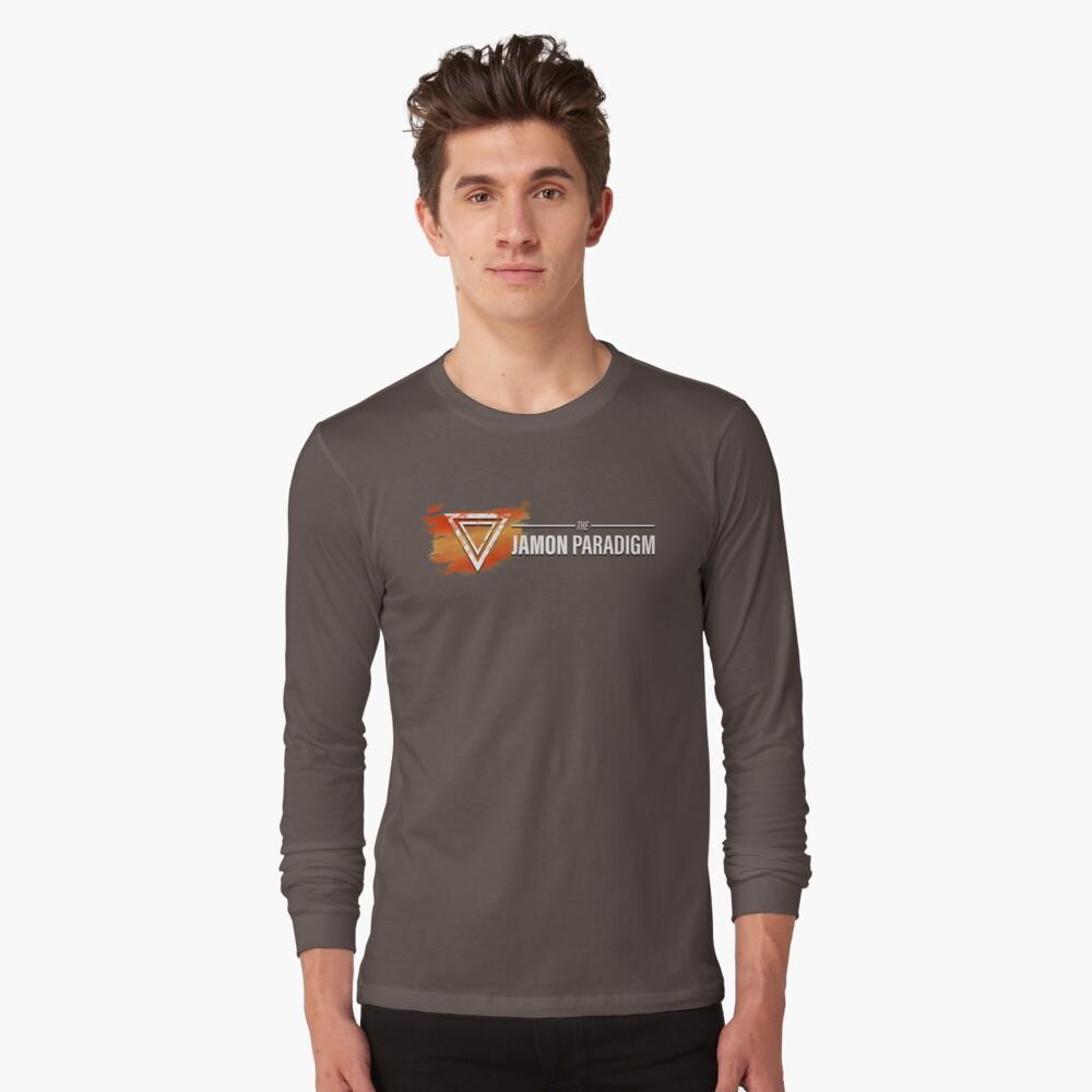 Jamon Long Logo Long Sleeve T-Shirt