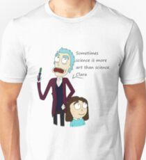 Doctor Rick and Clara T-Shirt