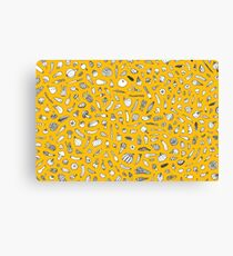 Vegetables - yellow - Canvas Print