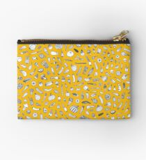 Vegetables - yellow - Zipper Pouch