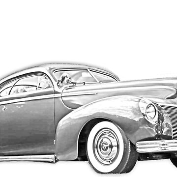 Classics Passion 003 Mercury 1940 by CPG-Designs