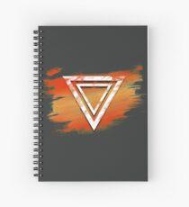 Jamon Paradigm Icon Spiral Notebook