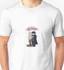 Johnlock is canon T-Shirt