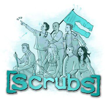 Scrubs! by Ewelsart