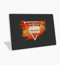 Jamon Paradigm Condensed Logo Laptop Skin
