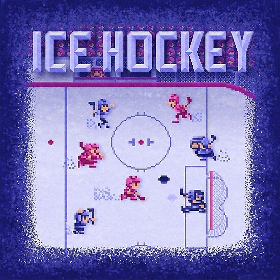 Hockey Ice by likelikes