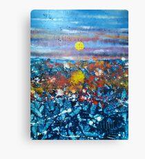 my ocean  Canvas Print