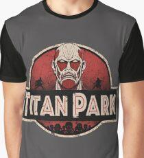Ttian Park Graphic T-Shirt