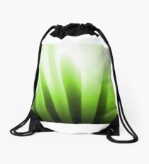 Green fun Drawstring Bag