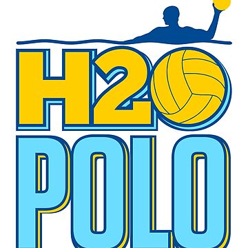 H2O Polo Water Polo Design by jaygo