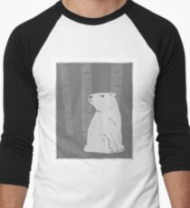 Bear with me Men's Baseball ¾ T-Shirt