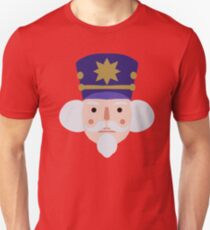 Nutcracker - Minimalist Portrait T-Shirt