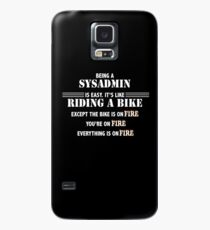 SYSADMIN Case/Skin for Samsung Galaxy