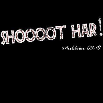 SHOOOOT HAR! by james0scott
