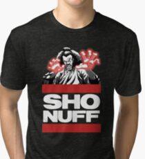 Sho Nuff old school  Tri-blend T-Shirt